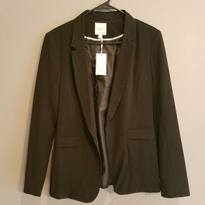 NWT black Candies blazer